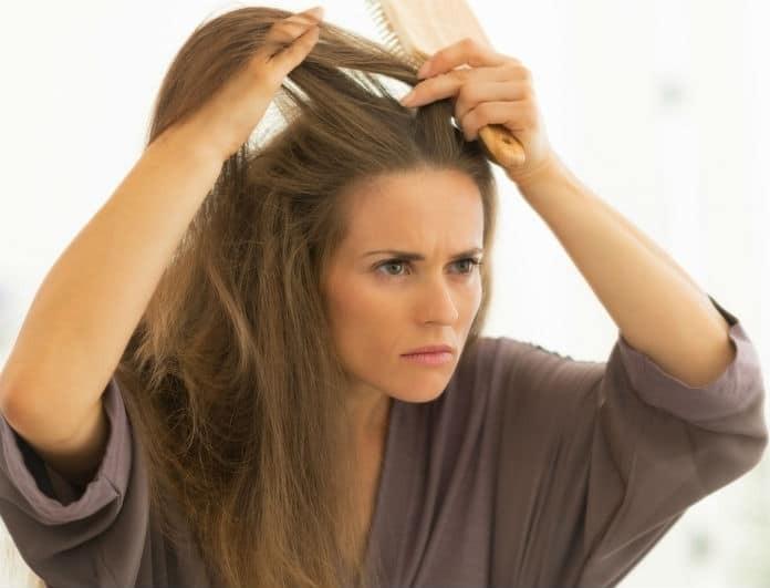 Προλάβετε τη γήρανση των μαλλιών σας! Αυτός είναι ο έξυπνος τρόπος για να το καταλάβεις!