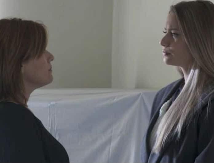 Γυναίκα χωρίς όνομα: Ανατροπή! «Είμαι η μάνα σου»! Η Μαρίνα μαθαίνει την αλήθεια από την Κάτια!