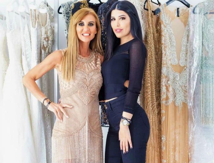 Αυτό το φόρεμα από την CHRISTINA ZAFEIRIOU θα τραβήξει όλα τα βλέμματα πάνω σας!