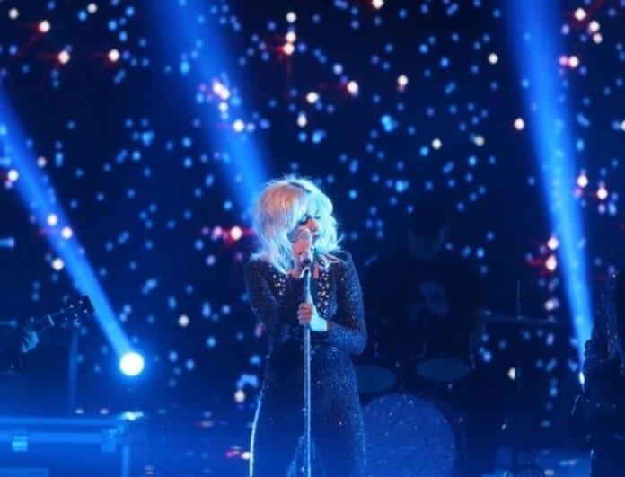 YFSF: Όνειρο η Κατερίνα Στικούδη σε ρόλο Lady Gaga! (Βίντεο)