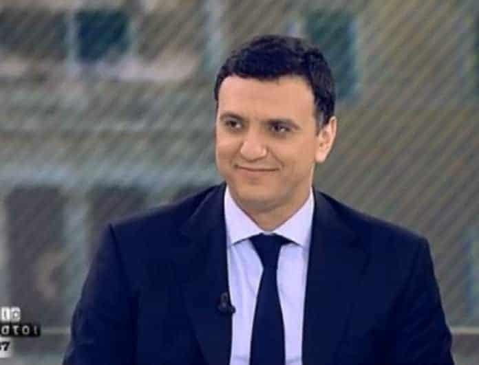 Βασίλης Κικίλιας: Τα γελάκια μέσα στο παραβάν που έκαναν «χαμό» στις εκλογές 2019!