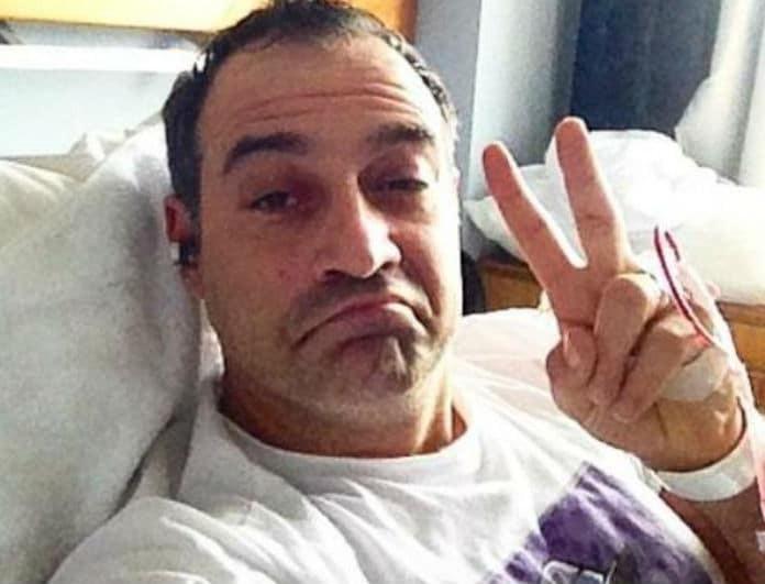 Κρατερός Κατσούλης: Όλη η αλήθεια για την υγεία του! Η αποκάλυψη μέσα από το νοσοκομείο!