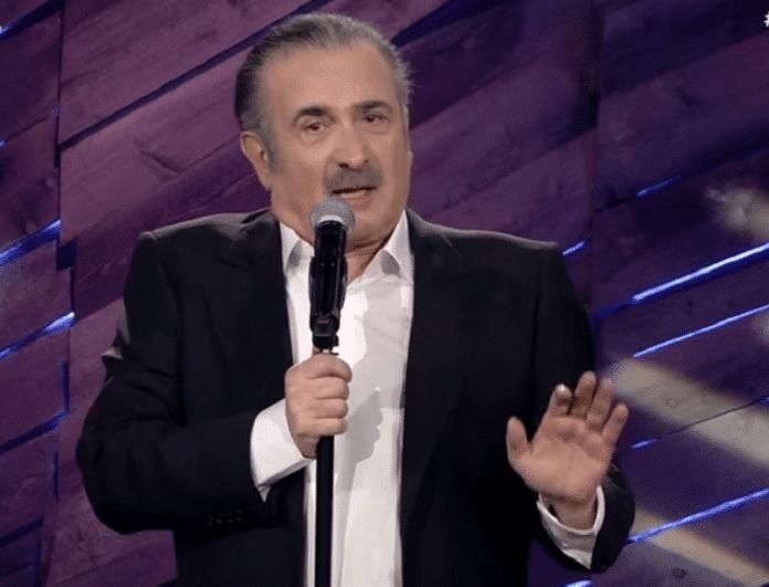 Λάκης Λαζόπουλος: Ο καλεσμένος φωτιά που θα σαρώσει σε τηλεθέαση στο Open!