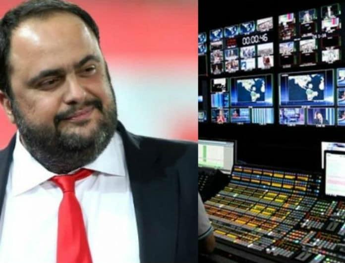 Βαγγέλης Μαρινάκης: Ραγδαίες εξελίξεις με  το κανάλι του! Η απόφαση του ΕΣΡ!