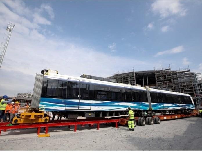 Θεσσαλονίκη: Βανδάλισαν τα βαγόνια του Μετρό! Απίστευτες εικόνες!