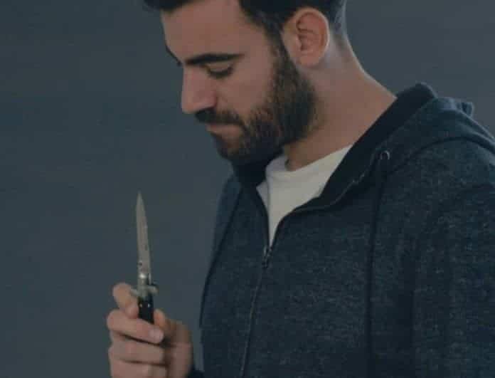 Τατουάζ - Αποκλειστικό ρεπορτάζ! Ο Ορφέας βάζει το μαχαίρι στον λαιμό της Ελένης!