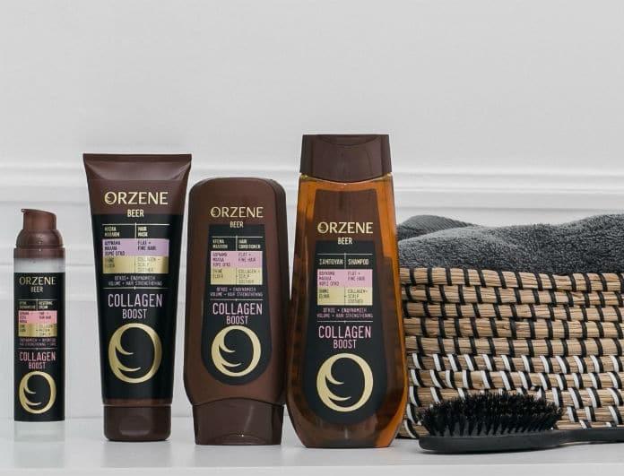 Σούπερ διαγωνισμός: 5 τυχερές κερδίζουν από μια ολοκληρωμένη σειρά περιποίησης Orzene Collagen Boost!