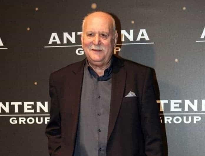 ANT1: Γιώργος Παπαδάκης τα χειρότερα νούμερα της καριέρας του! Πανικός στο κανάλι!