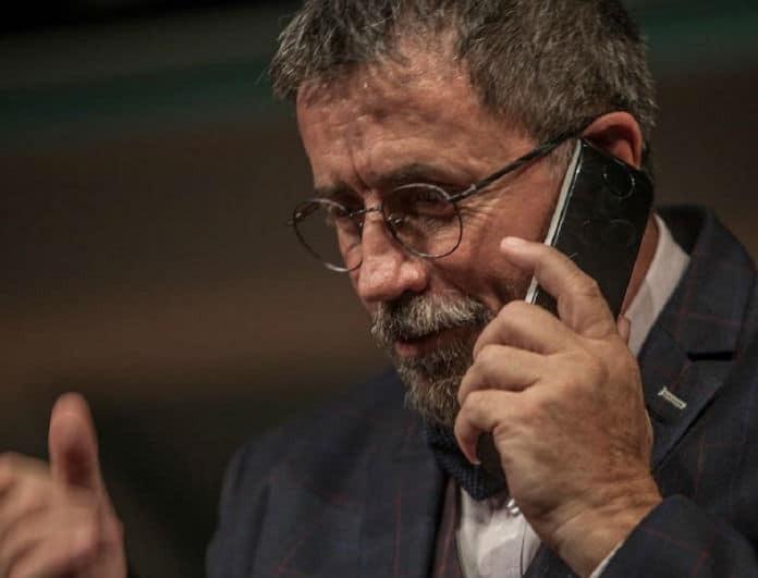 Σπύρος Παπαδόπουλος: Σε τραγική κατάσταση ο παρουσιαστής! Το σοκ που δεν μπορεί να ξεπεράσει!