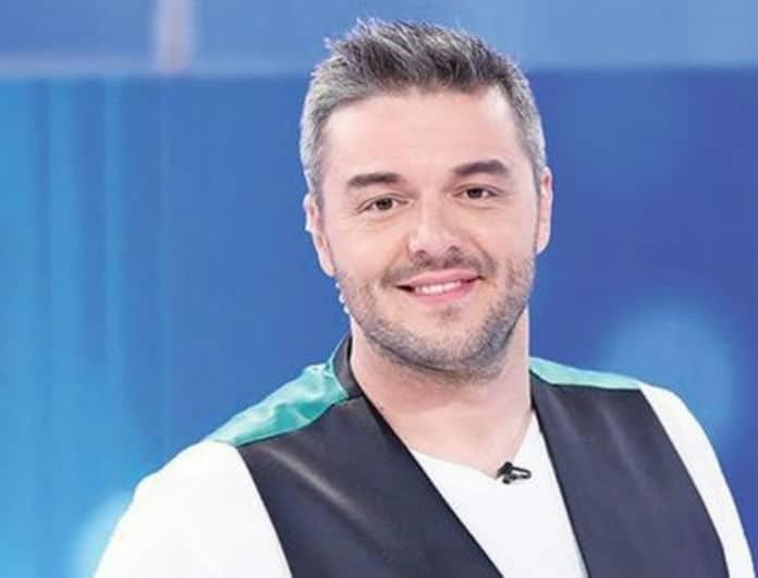 Πέτρος Πολυχρονίδης: Ευχάριστα νέα για τον παρουσιαστή! Χαμόγελο ευτυχίας...