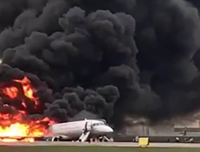 Αποκάλυψη-σοκ για την αεροπορική τραγωδία στη Μόσχα: Ο απίστευτος λόγος που πέθαναν οι περισσότεροι επιβάτες!