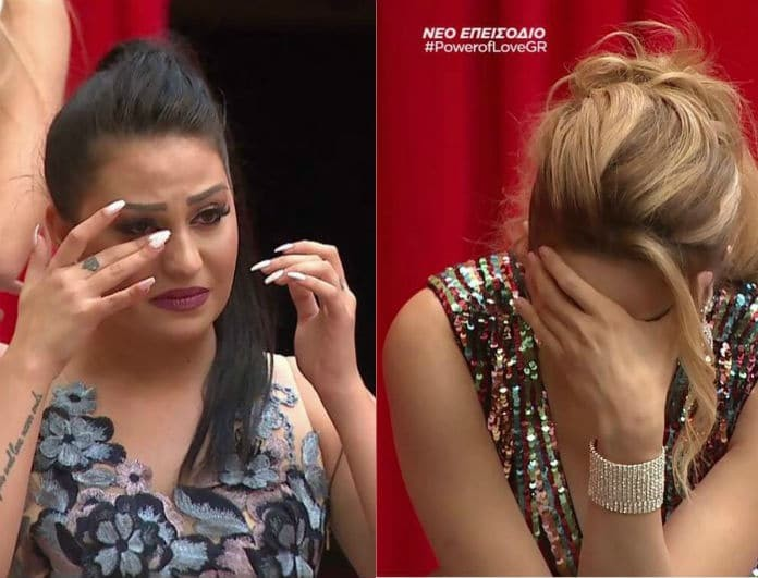 Power of love: Δακρύβρεχτη και διπλή η αποχώρηση στο Gala! Ξέσπασαν όλοι σε κλάματα με τους παίκτες που έφυγαν!