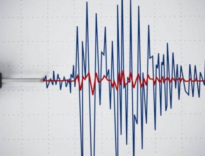 Σεισμός 4,8 Ρίχτερ!