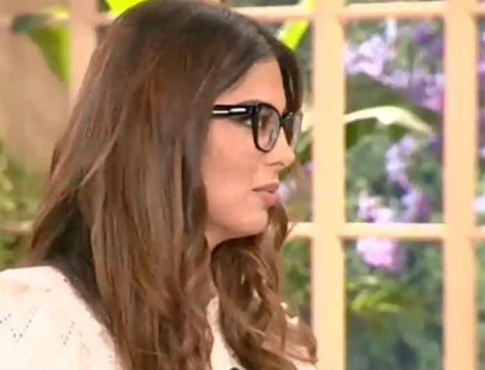 Σταματίνα Τσιμτσιλή: Δυσάρεστα νέα για την παρουσιάστρια! Το πρόβλημα υγείας που ανακοίνωσε στον αέρα της εκπομπής!