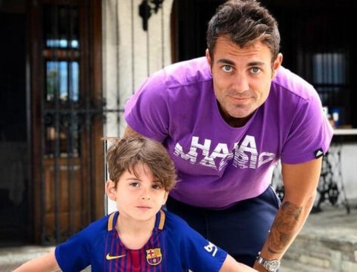 Στέλιος Χανταμπάκης: Πάθαμε σοκ με τον γιο του! Γυμνάζεται σαν αθλητής! (Βίντεο)