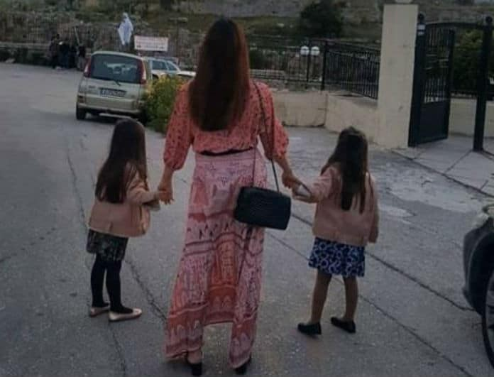 Σταματίνα Τσιμτσιλή: Τα τρυφερά δώρα που δέχτηκε από τα παιδιά της για την Γιορτή της Μητέρας!