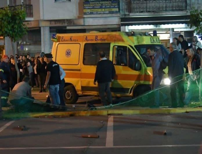 Σοκ στην Θεσσαλονίκη: Έπεσε από μπαλκόνι η...