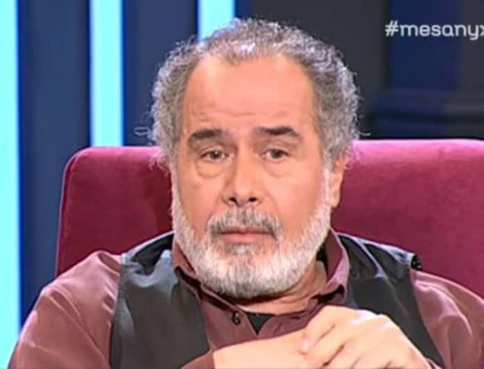 Θοδωρής Κατσαφάδος: Σπαραγμός για τον ηθοποιό! Πέθανε μπροστά στα μάτια του ο αδερφός του!