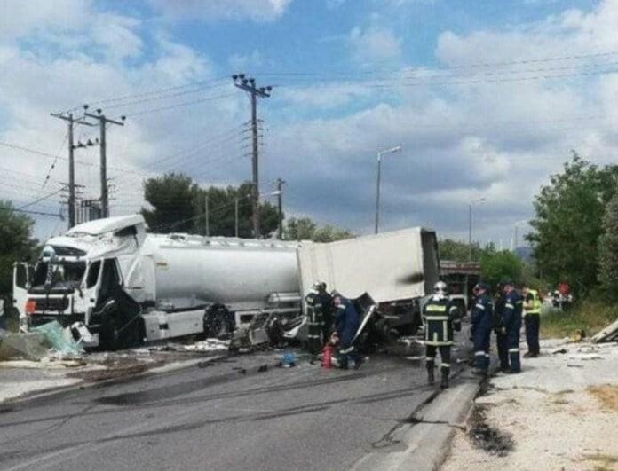Δύο νεκροί από το φρικτό τροχαίο στην Κορωπίου-Μαρκοπούλου! (Βίντεο)