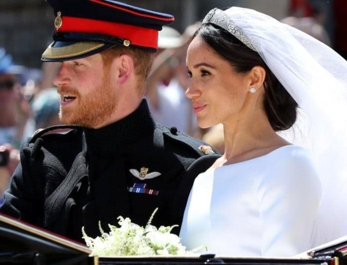 Μέγκαν Μαρκλ - Πρίγκιπας Χάρι: Το υπέροχο βίντεο για την επέτειο του γάμου τους!