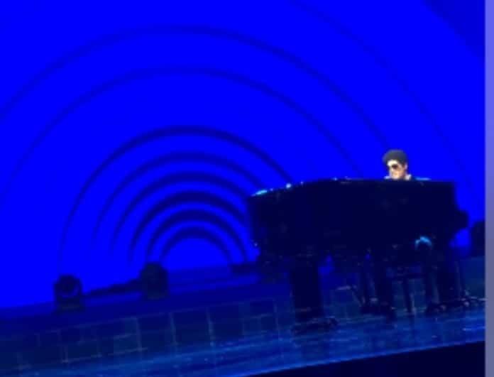 YFSF: Η απίστευτη εμφάνιση του Ίαν Στρατή ως Bruno Mars! (Bίντεο)