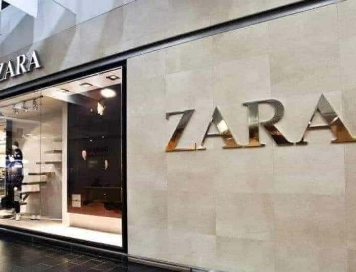 3a7bbbc92e8b Zara  Εμπνευστείτε από το πιο girly εμπριμέ φόρεμα της νέας συλλογής! -  Shopping - Youweekly