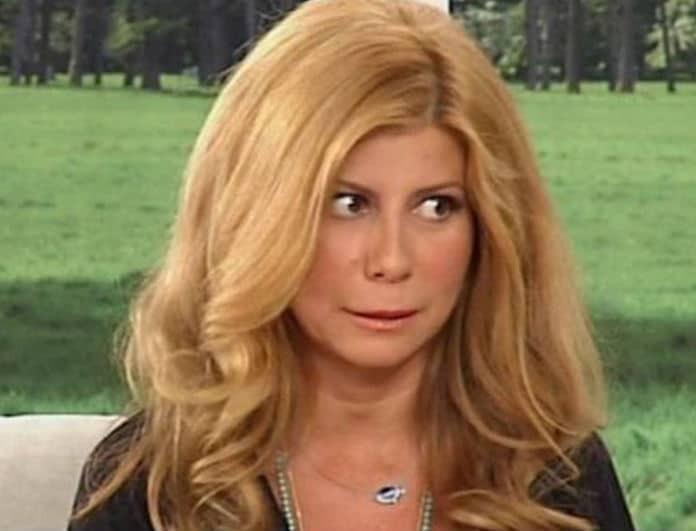 Ζήνα Κουτσελίνη: «Αποτελείωσε» πασίγνωστη Ελληνίδα παρουσιάστρια! Την μπλόκαρε κανονικά...