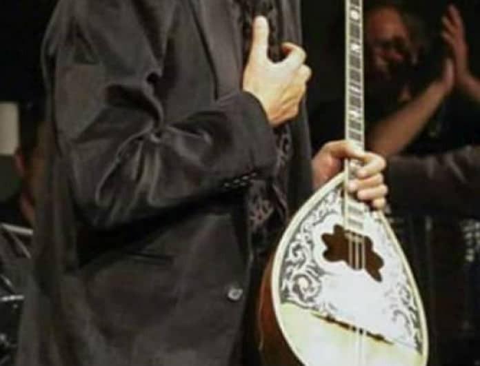 Θλίψη! Πέθανε πασίγνωστος Έλληνας μουσικός!