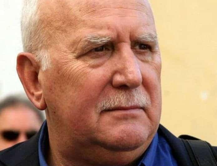 Γιώργος Παπαδάκης: Δυστυχώς έχασε την μάχη!