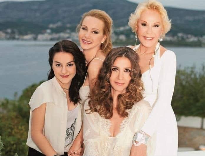 Ξεσπά πασίγνωστη Ελληνίδα ηθοποιός για την κόντρα Κουτουμάνου - Λυκουρέζου! «Αμαυρώνεται η μνήμη της Λάσκαρη»!