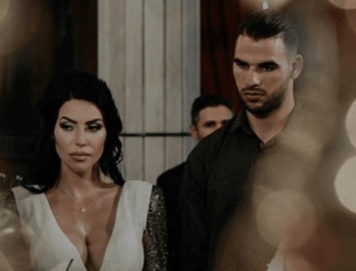 Ζέτα Θεοδωροπούλου - Παναγιώτης Ταχτσίδης: Βάφτισαν τον γιο τους!