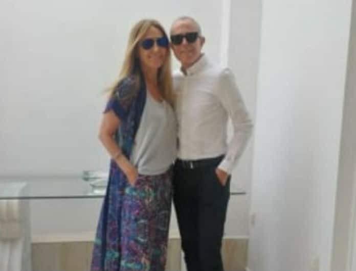 Jean Claude Jitrois: Ο θρύλος της μόδας με την δική μας Κατερίνα Γιατζόγλου!