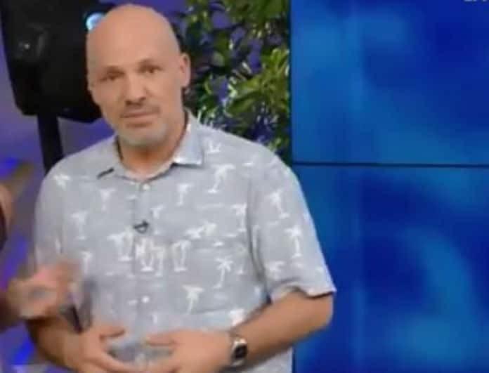 Νίκος Μουτσινάς: H εξομολόγηση για την... προσωπική του ζωή! «Είμαστε παντρεμένοι»! (Βίντεο)