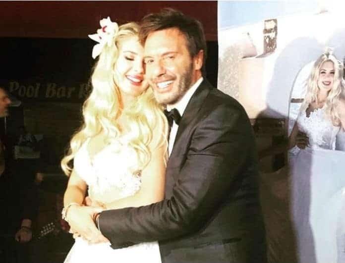 Σοφία Μαριόλα: Μετά τον γάμο επέλεξε με αυτόν τον τρόπο να αποχαιρετήσει την...