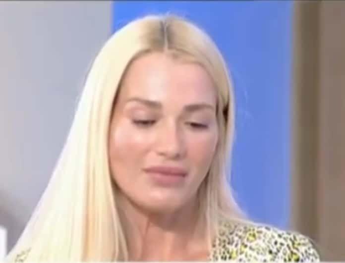 Βικτώρια Καρύδα: Ξέσπασε σε κλάματα για τον Γιάννη Μακρή! «Έρχεται στον ύπνο μου και...» (Βίντεο)