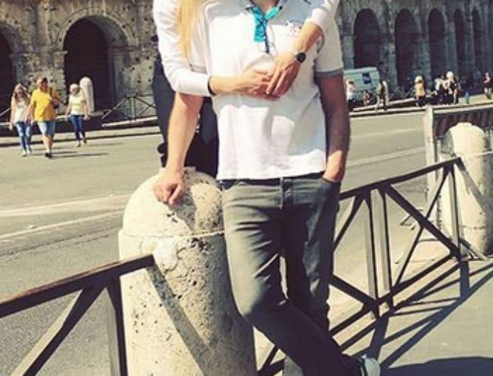 Γνωστό ζευγάρι της ελληνικής showbiz μαζί με τον γάμο του κάνει και την βάπτιση της κόρης του!