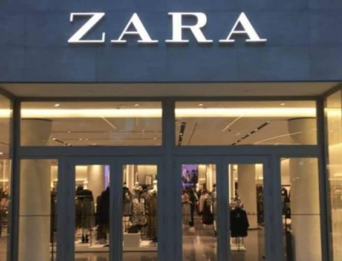 Zara: Βγήκαν οι προσφορές! Αυτό είναι το κίτρινο τζιν σορτς που κοντεύει να
