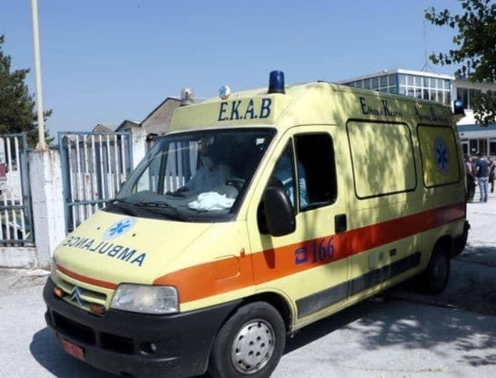 Τροχαίο σοκ στο Ρέθυμνο! 4 τραυματίες χαροπαλεύουν!