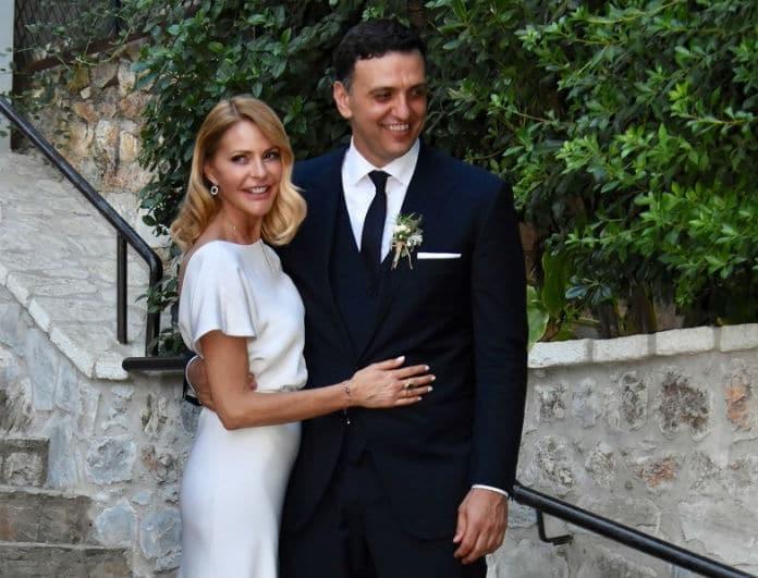 Γάμος Μπαλατσινού - Κικίλια : Το περιστατικό που έσπειρε τον τρόμο λίγο πριν πάει στην εκκλησία η παρουσιάστρια!