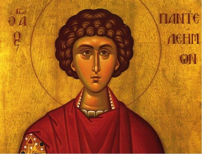 Το ανατριχιαστικό θαύμα του Άγιου Παντελεήμονα! «Άστραψε το βλέμμα και μου είπε...»