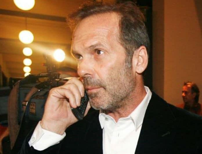 Πέτρος Κωστόπουλος: Η μπουγάδα στο μπαλκόνι, τα χρέη και τα κλάματα!