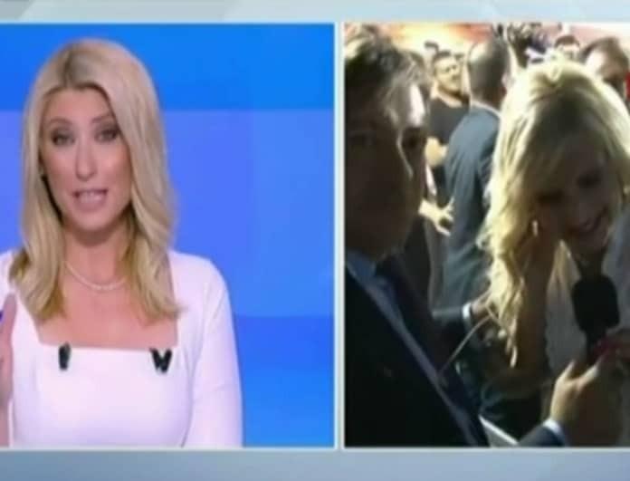 Σία Κοσιώνη: Η on air εξομολόγηση για τον Κώστα Μπακογιάννη! «Είμαι περήφανη για τον σύζυγό μου...»