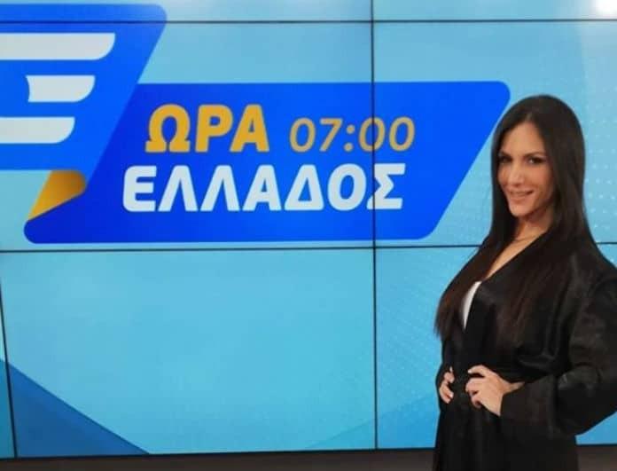 Έκτος Open tv η Ανθή Βουλγάρη; Όλη η αλήθεια....
