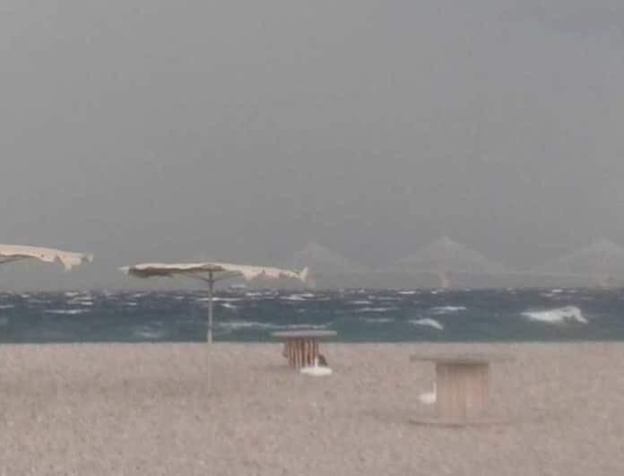 Έκτακτο: Ένας νεκρός από το μπουρίνι στη Δυτική Ελλάδα! (Βίντεο)