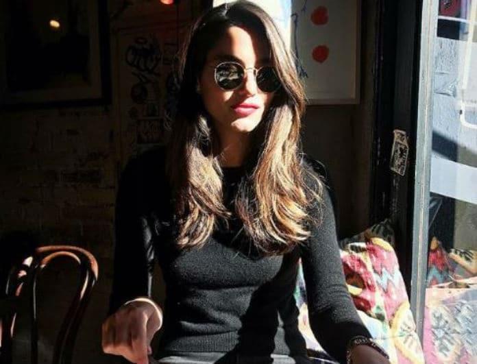 Ηλιάνα Παπαγεωργίου: Ο έρωτας της μεγάλωσε! Συγκινημένο το μοντέλο!