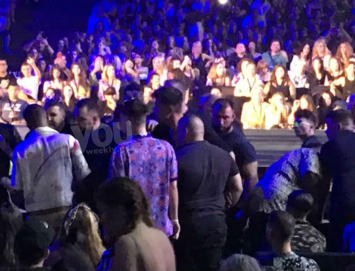 Mad VMA19: Τραγουδιστές πιάστηκαν στα χέρια την ώρα των γυρισμάτων! Φωτογραφίες - ντοκουμέντο και όλες οι λεπτομέρειες!