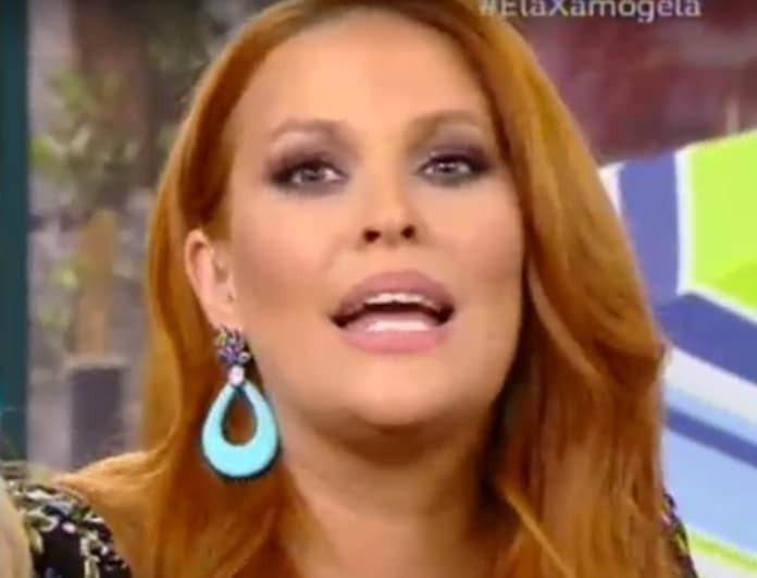 Σίσσυ Χρηστίδου: Δεν μπορούσε να κρύψει τη συγκίνησή της! (Βίντεο)
