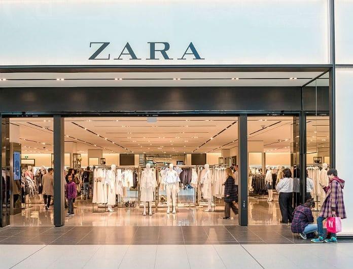 Zara: Το top με φρουφρού και ακάλυπτους ώμους από την νέα συλλογή φέρνει τα Ελληνικά νησιά στη ντουλάπα σου!