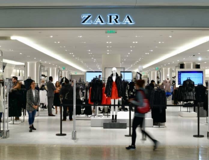 Zara: Η μαύρη φούστα με τα τριαντάφυλλα που έχει προκαλέσει σάλο στα κατάστηματα!