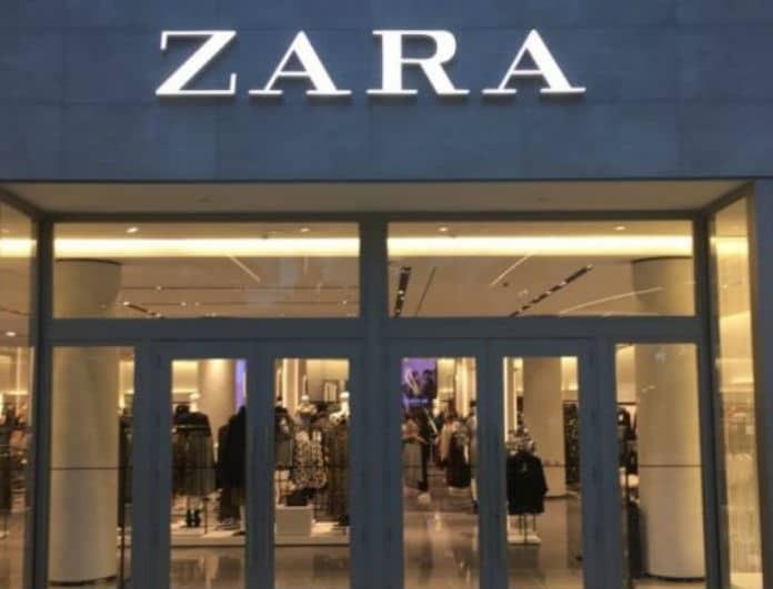 Zara: Η ολόσωμη φόρμα στο χρώμα μέντα που έχει σπάσει τα ταμεία!
